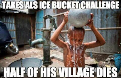 challenge meme bucket Ice