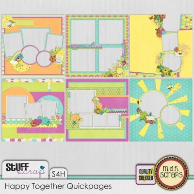Happy Together Quickpages