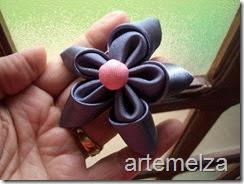 Шить - двойной цветок-034