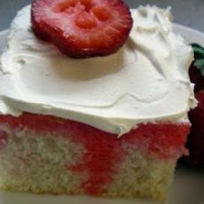 Weight Watchers Jello Cake