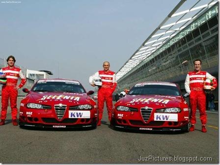 Alfa Romeo 156 GTA Autodelta (2004)8