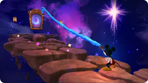 Epic Mickey 2 Power of Two Screen Shot