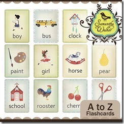 SW A to Z Flashcards preview