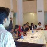 One day Training Workshop, Lahore
