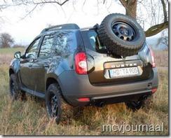 Dacia Duster Terranger 08