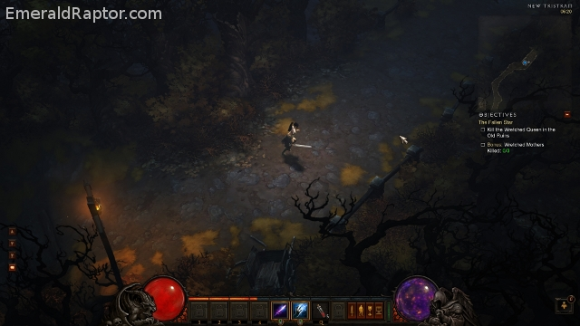 Jeg spiller Diablo 3 beta!