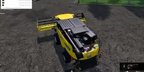 new-holland-cr9-90-yellow