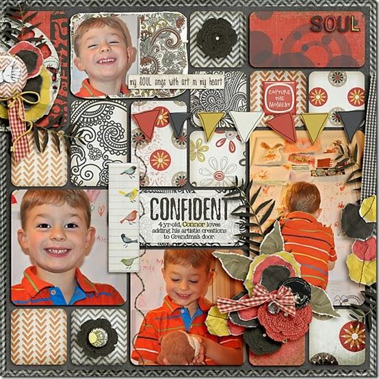 Confident connor 2011