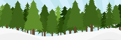 Free Vector Pinetree Forest3838