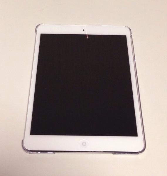 05TUNEWEAR eggshell for iPad mini
