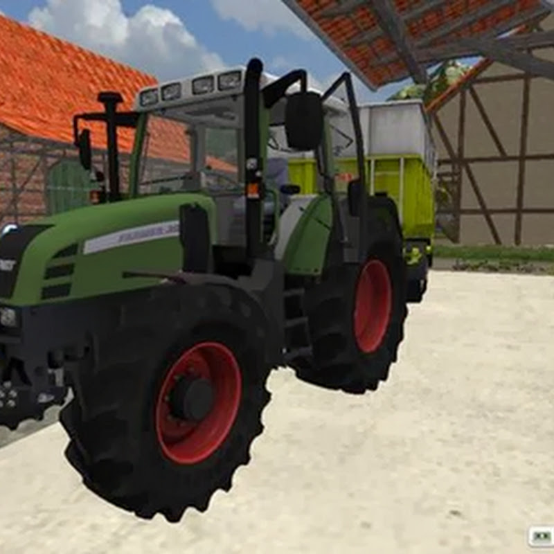 Farming simulator 2013 - Fendt 309 C Famer v 2.0