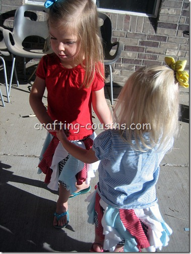 4th Cascading Ruffle Skirts (8)