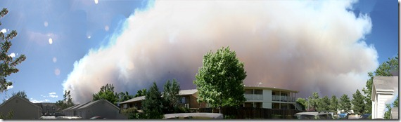 2012-06-10 High Park Fire Pano