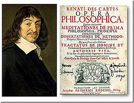 a description of the meditation concept of descartes Descartes employed the concept of modes  in the third and fifth meditation  (the description of the human body).