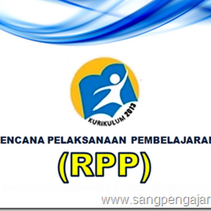 10 Prinsip Penyusunan RPP
