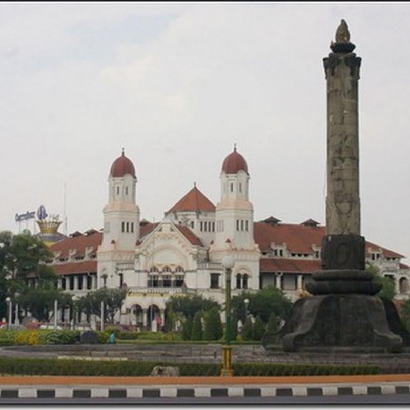 10 Bangunan Kolonial Belanda Terindah di Indonesia
