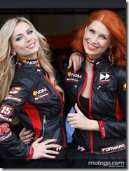 Paddock Girls Grande Pr&eacute;mio de Portugal Circuito Estoril  06 May 2012  Estoril Circuit  Portugal (1)