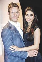 Livia Brito y Juan Diego Covarrubias son presentados como protagonistas de la novela 'De Que Te Quiero Te Quiero'