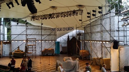 Sister Act at Kilworth House Theatre, September 2014