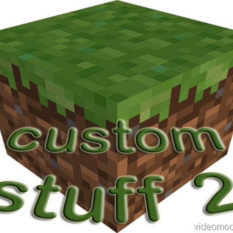 Minecraft 1.4.7 - Custom Stuff 2 (Creare Mod)