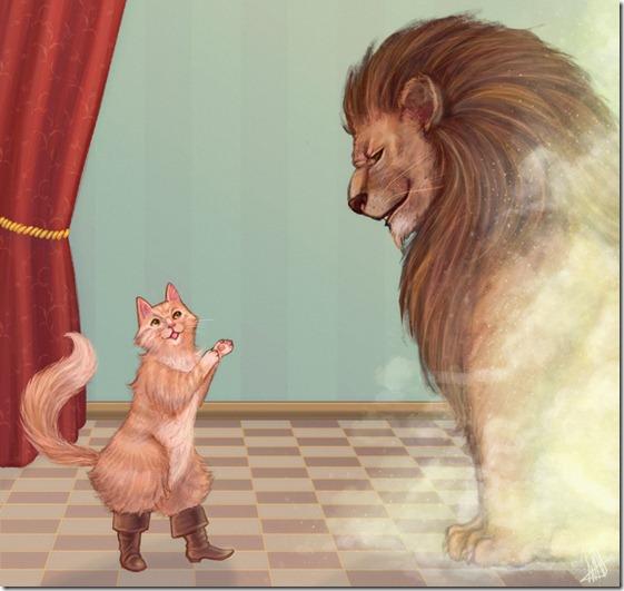 El Gato con Botas,El gato maestro,Cagliuso, Charles Perrault,Master Cat, The Booted Cat,Le Maître Chat, ou Le Chat Botté (135)