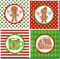 Gingerbread Decor 2