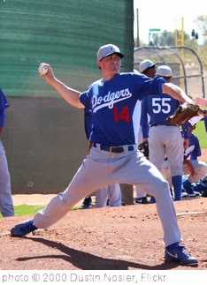 'Ross Stripling Spring Training 3.14.13' photo (c) 2000, Dustin Nosler - license: http://creativecommons.org/licenses/by/2.0/