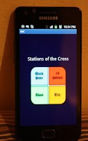 Screenshot of Stations of Cross