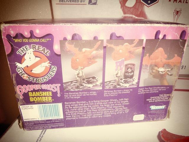 Ghostbusters Gooper Ghost