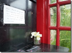 swaledale healaugh phone box