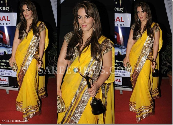 Priya_Kataria_Puri_Yellow_Saree