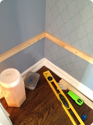 hanging pantry shelves