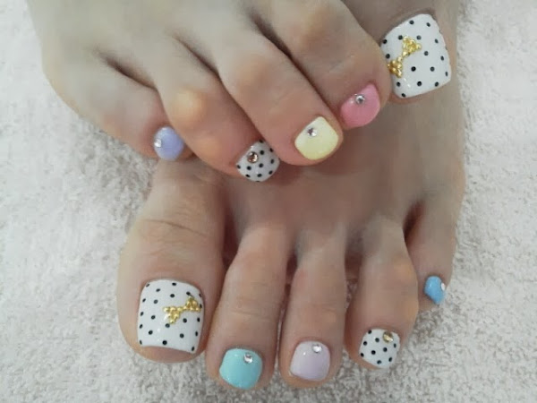 Pedicure_design Toe Nail Art Designs