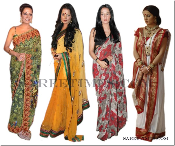 Celina_Jaitley_Designer_Saris