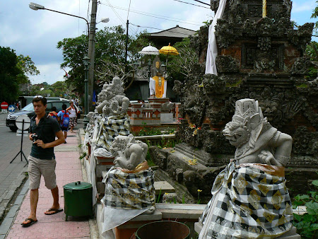 Bali travel: Around the Ubud streets