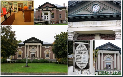 Wilton NH Library