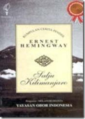 Kumpulan_Cerpen_Salju_Kilimanjaro_Hemingway