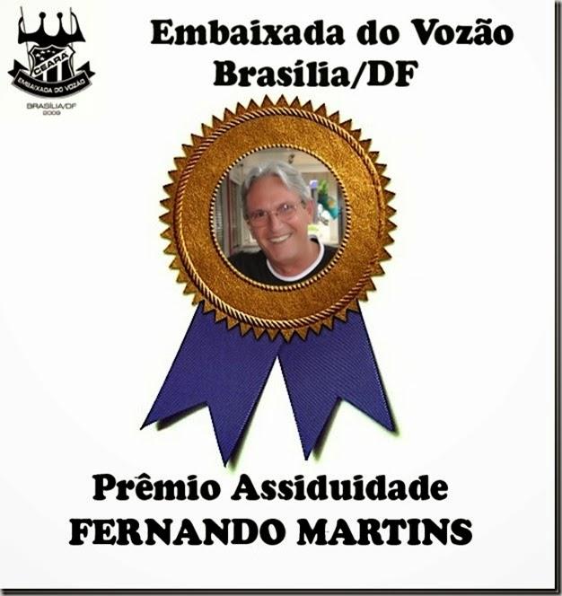 premio assiduidade 2014