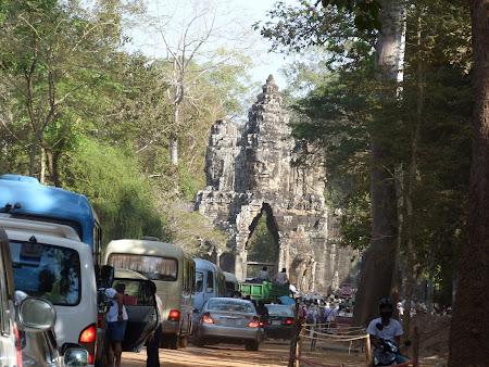 Intrare Angkor Thom
