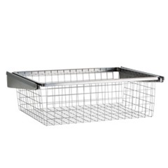 Elfa Wire Basket Hang Drawer