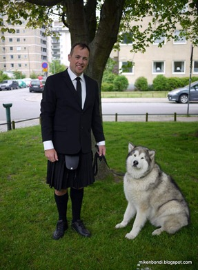 Munson + kilted Mike