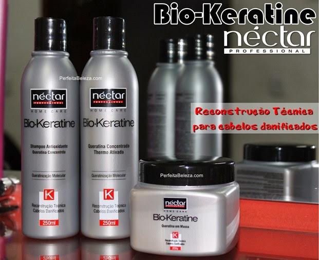 bio keratine néctar, queratina em massa, queratinização molecular