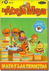 P00009 - La abeja Maya #9