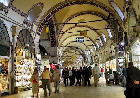Obiective turistice Turcia: Bazar Istanbul