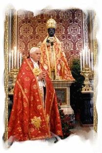 Bento XVI e Sao Pedro [Vaticano]