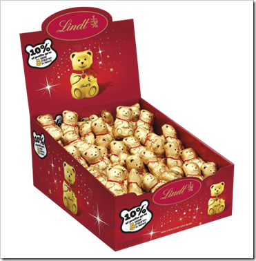 Lindtt Teddy Bears