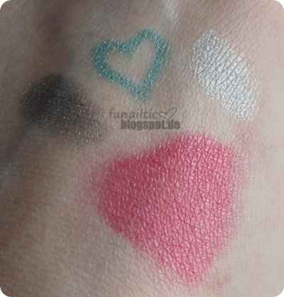 "Misslyn ""prima ballerina"" LE swatches"