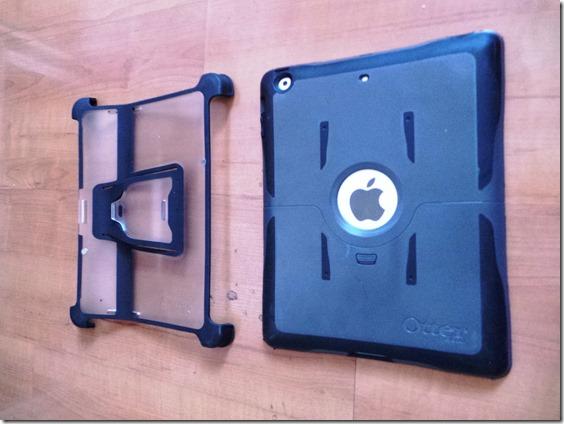 Otterbox iPad Reflex ipad with case