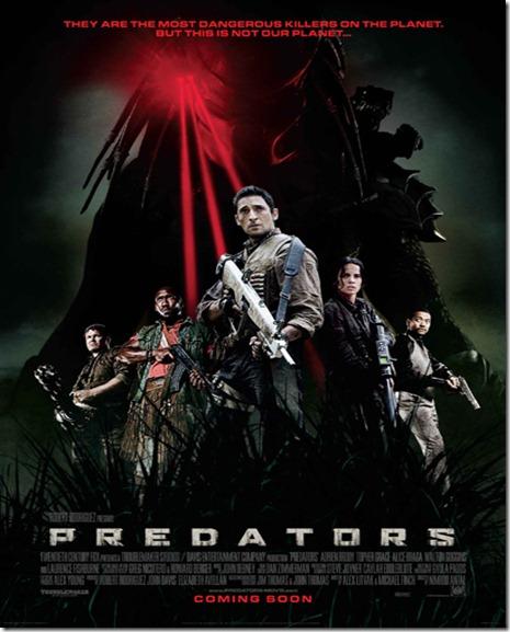 ดูหนังออนไลน์ Predators มหากาฬพรีเดเตอร์ [HD]