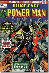 P00211 - El Invencible Iron Man - 66b Power Man #17